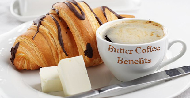 butter coffee benefits
