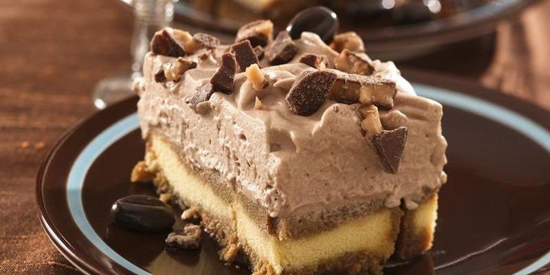 ... Chocolate Mocha Trifle and Tiramisu Toffee Dessert – Black Coffee
